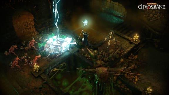 Warhammer möter Diablo i nytt actionrollspel!