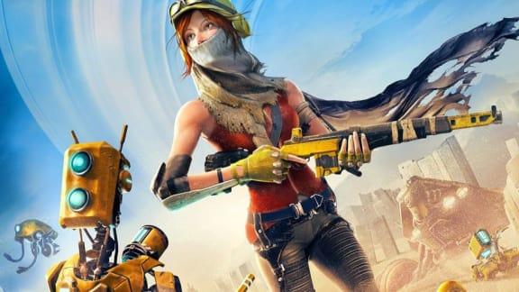 ReCore (och fyra andra Windows Store-spel) har släppts på Steam