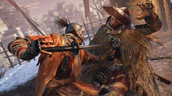 Activision-vibbarna är påtagliga i lanseringstrailern för Sekiro: Shadows Die Twice