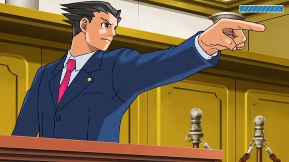 Phoenix Wright: Ace Attorney Trilogy släpps till Steam den 9 april