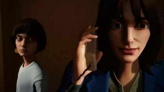 Tidigt material från Telltales Stranger Things-spel har läckt ut på internet