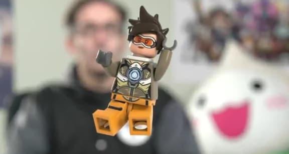 """Overwatch blir Lego, de första byggsatserna släpps """"snart"""""""