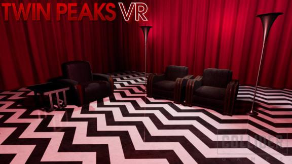 Twin Peaks blir VR-spel, utspelas i det röda rummet
