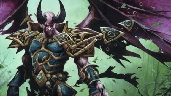 Warcraft 3-veteranen Mal'Ganis blir Heroes of the Storms nästa hjälte