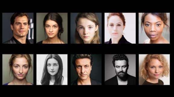Ytterligare roller har spikats för Netflix The Witcher-serie