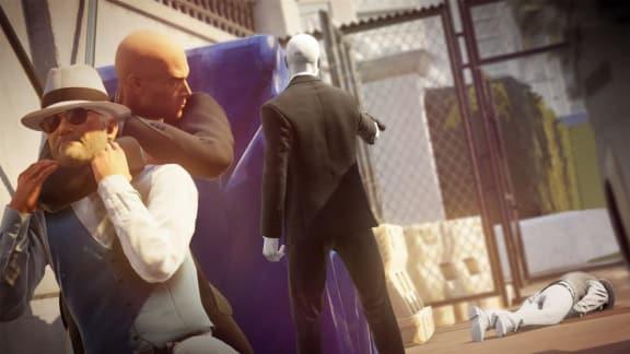 Hitman 2 visar upp sitt multiplayerläge Ghost Mode