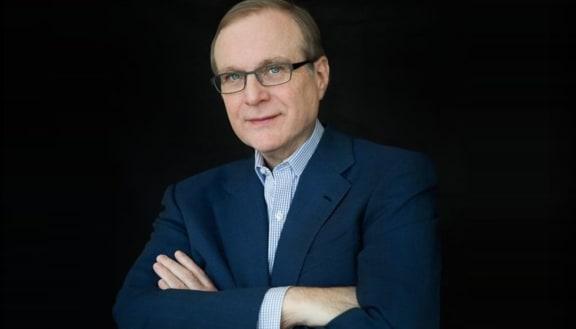 Microsofts medgrundare Paul Allen har avlidit i cancer
