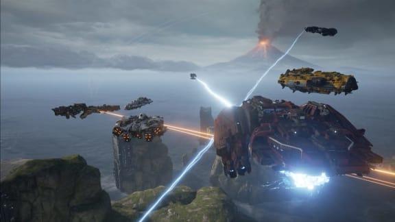 Dreadnought-utvecklarna har sagt upp 45 anställda, dagar efter spelets lansering