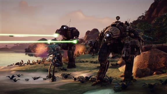 Battletech får sin första expansion den 27 november, ytterligare två har utlovats
