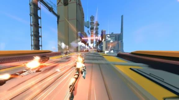 Sky Tracers är multiplayeruppföljaren till Cloudbuilt