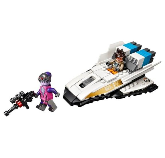 Bilder på Lego-byggsatserna baserade på Overwatch har läckt!