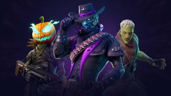 Fortnite har inlett sitt Halloween-firande med kubmonster och nya vapen