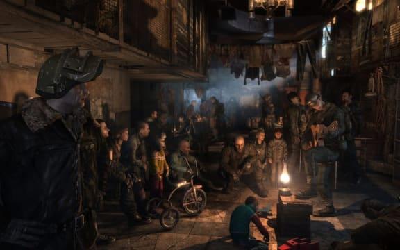 Metro 2033 är gratis på Steam fram till ikväll!