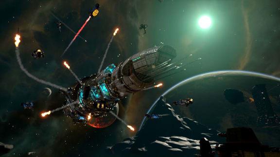 Ännu ett free-to-play-spel går under, Edge Case Games har slutat utveckla Fractured Space