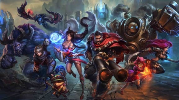 "League of Legends-studion har varumärkesskyddat ""Legends of Runeterra"""