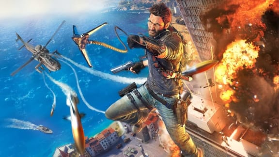 Spana in den nya cinematiska trailern för Just Cause 4