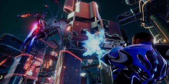 Crackdown 3 har fått releasedatum och ny trailer med multiplayerfokus