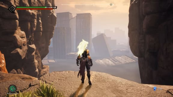 Darksiders III:s lättaste svårighetsgrad har blivit ännu lättare