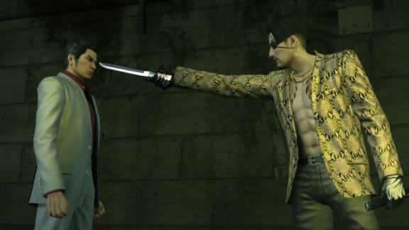 Yakuza Kiwami släpps på Steam inom kort!