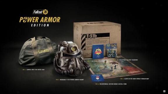 Fallout 76-väskorna har äntligen börjat dyka upp