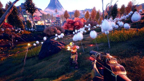 Obsidians nya rollspel heter The Outer Worlds, och det ser fantastiskt ut!