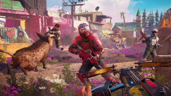 Far Cry: New Dawn tar med oss till postapokalypsen, släpps redan den 15 februari