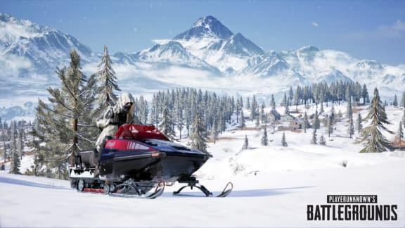 PUBG:s vinterkarta heter Vikendi, tillgänglig på testservrarna nu!