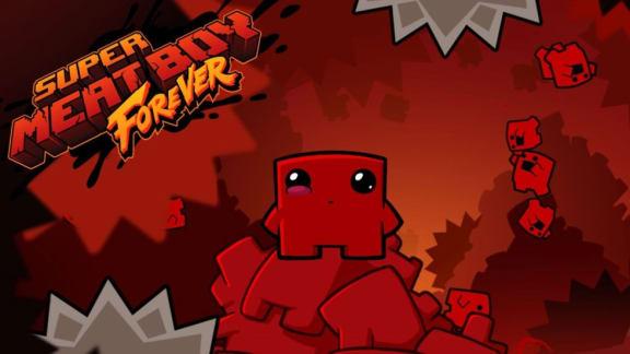 Super Meat Boy Forever försenas, släpps inte längre i april som planerat