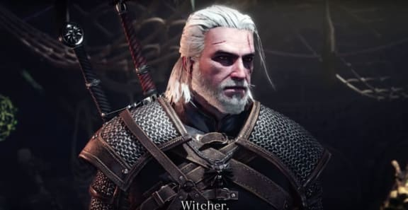 Monster Hunter: World får expansion, The Witcher-Geralt gör gratis gästspel!