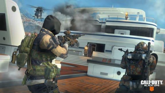 """Uppdateringarna till Call of Duty: Black Ops 4 dröjer för att """"pc:n är en prioritet"""""""