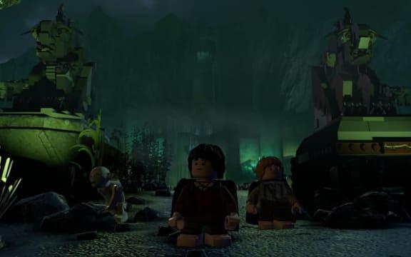 Humble skänker bort Lego: Lord of the Rings också!