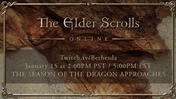Nya The Elder Scrolls Online-expansionen avslöjas nästa tisdag, verkar utspelas i Elsweyr