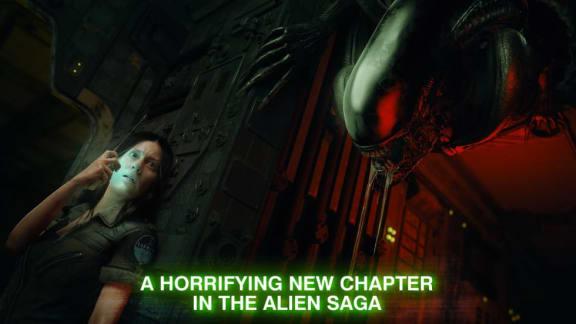 Ack och ve! Alien: Isolation-uppföljaren är ett mobilspel