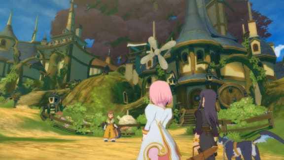 Tales of Vesperia: Definitive Edition är ute nu, kolla in lanseringstrailern