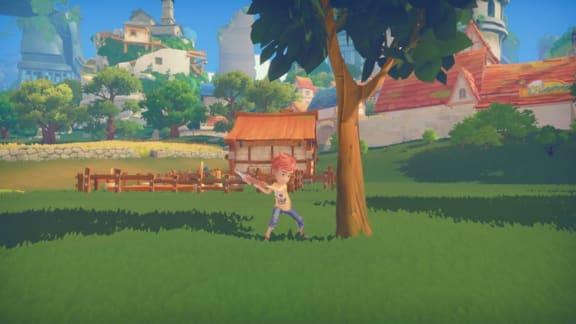 Harvest Moon-inspirerade My Time At Portia lämnar early access nästa vecka