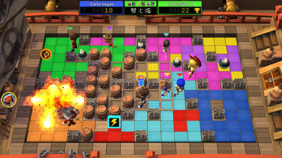 Bomberman-doftande Blast Zone Tournament skänks bort gratis via Steam