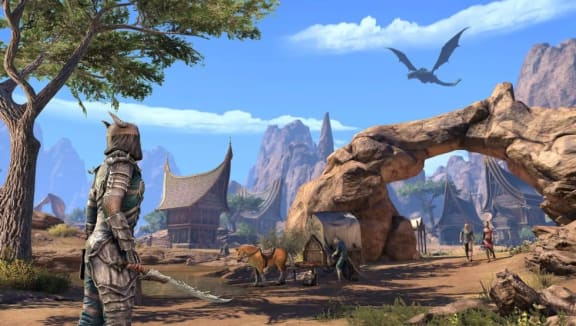 The Elder Scrolls Online: Elsweyr är ute nu, kanske, typ?