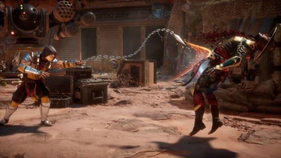 Mortal Kombat 11 släpps till pc den 23 april, kolla in gameplaypremiären!