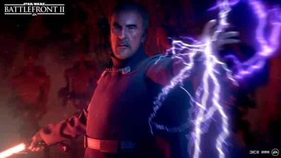 Nu kan du spela som Count Dooku i Star Wars: Battelfront 2