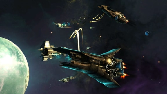 Endless Space Collection ges bort gratis via Humble just nu