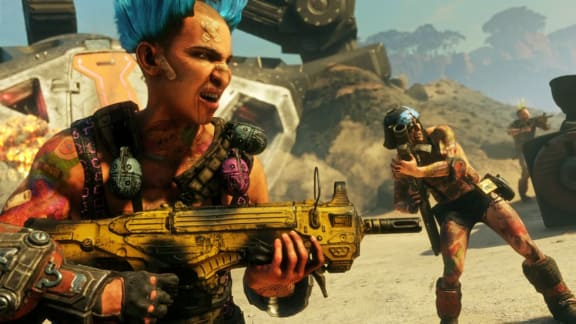 Rage 2 visar upp sig i ny nio minuter lång gameplay-video