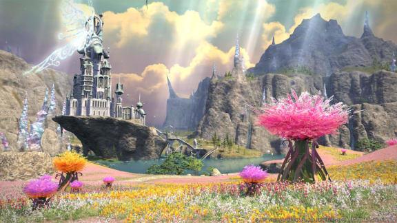 Nya Final Fantasy XIV-expansionen släpps i sommar, får Nier: Automata-raid
