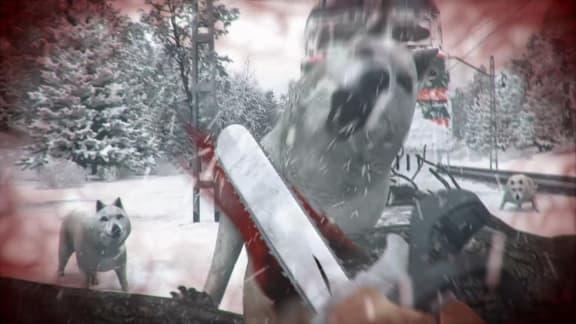 Trans-Siberian Railway Simulator låter dig kämpa mot väderleken och motorsåga djurlivet!