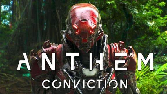 Neill Blomkamps Anthem-kortfilm visade sig vara en live action-trailer istället