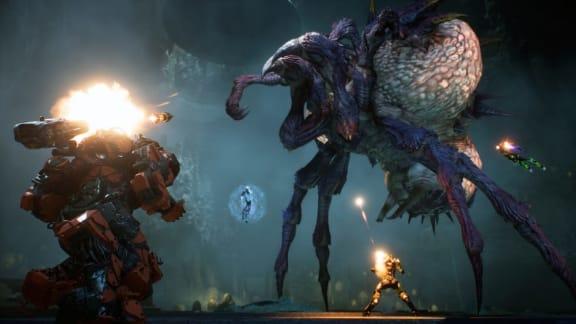 EA tror på Anthems och Biowares framtid, jämför studion med Steven Spielberg