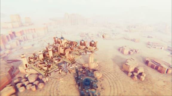 Airborne Kingdom har utannonserats, en stadsbyggare i luften!