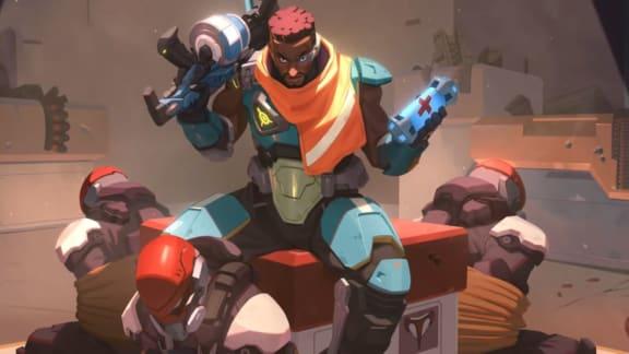 Nya Overwatch-hjälten Baptiste är spelbar på testservrarna nu