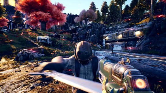 Kolla in över 20 nya spelminuter från The Outer Worlds