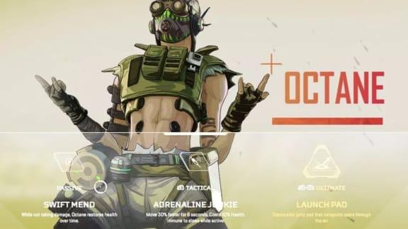 Nästa Apex Legends-hjälte är förmodligen Octane, släpps inom kort