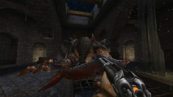 Wrath: Aeon of Ruin är ett nyutvecklat fps i första Quake-motorn